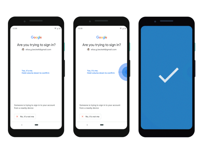 Google Login / o que é login