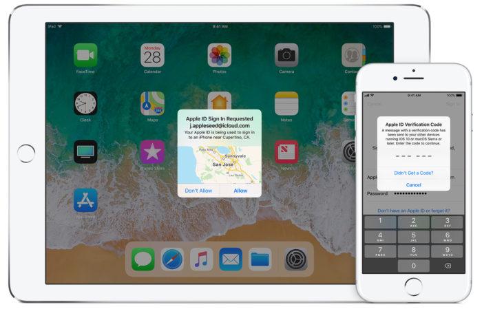 Apple ID Login / o que é login