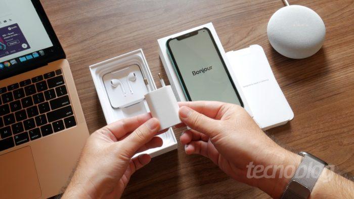Sucessor de iPhone 11 (foto), iPhone 12 não deve trazer carregador e fone na caixa