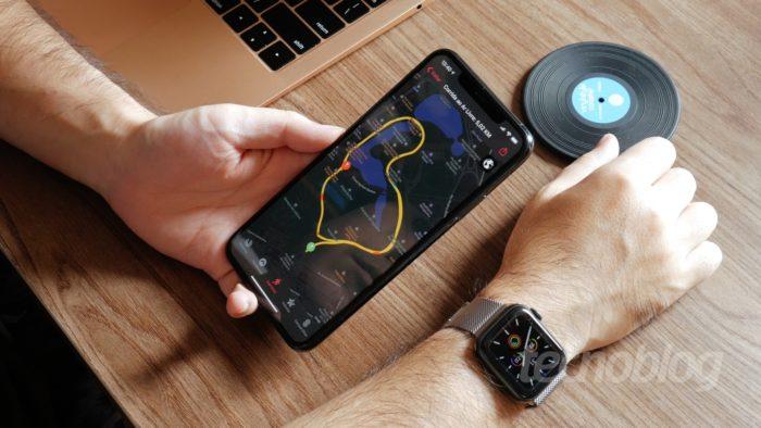 Apple Watch Series 5 (Imagem: Paulo Higa/Tecnoblog)