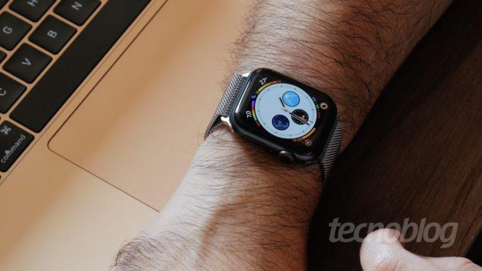 Apple Watch Series 5 representa alto número de vendas de smartwatch
