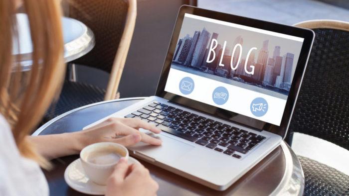 Blog / o que é blog