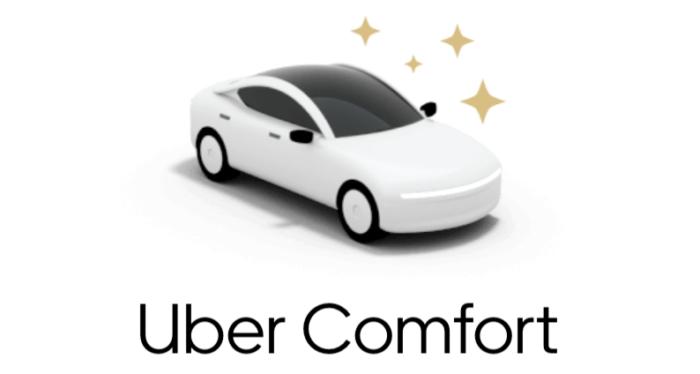 Uber Comfort