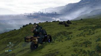 Death Stranding para PC chega em junho com itens de Half-Life