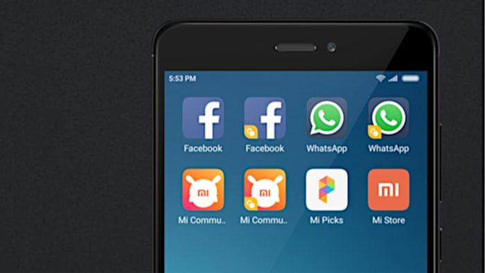 Xiaomi / Dual Apps