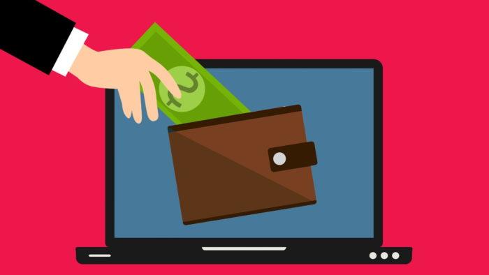 Compra online carteira shopping