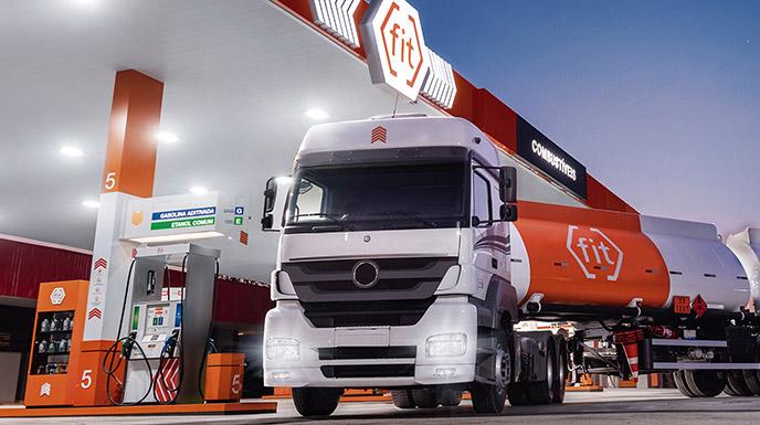 GOfit, aplicativo de entrega de combustível