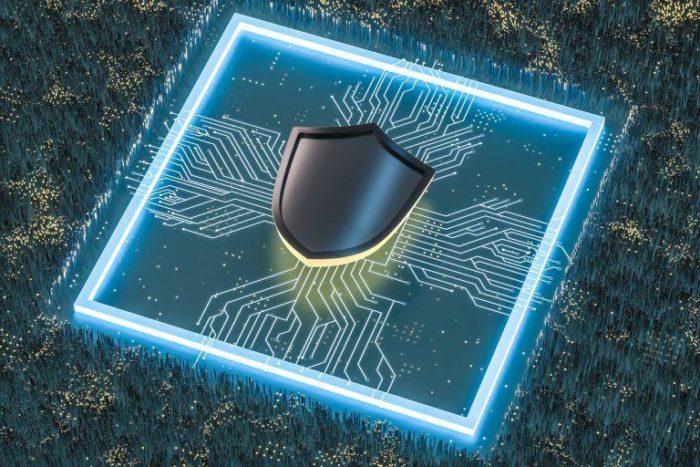 Intel - escudo