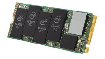 Intel lança SSD 665p com chips QLC de 2ª geração e até 2 TB