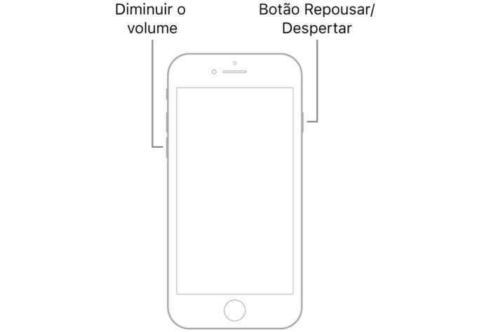 Apple / iPhone 7 / como reiniciar iphone