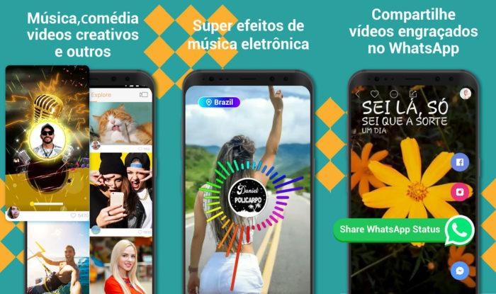 Android / Kwai / kwai rede social de vídeos