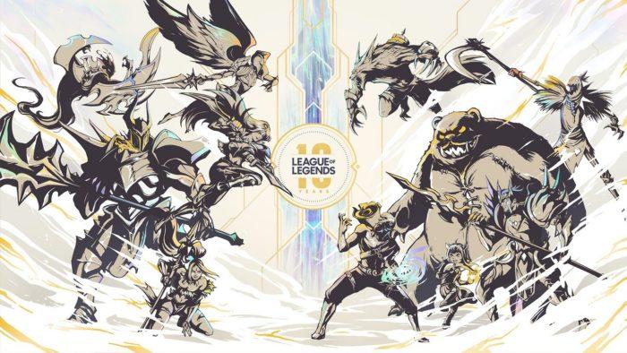 LoL (League of Legends)