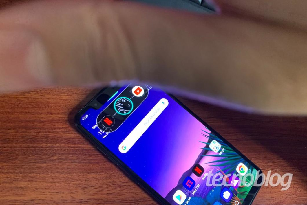 LG G8S ThinQ - Air Motion