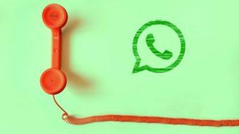 WhatsApp terá chamadas de voz e vídeo com mais de 4 pessoas