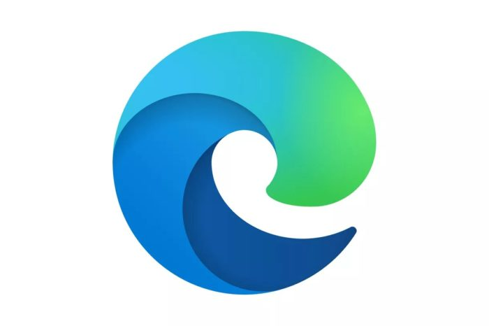 Microsoft / logo do Microsoft Edge