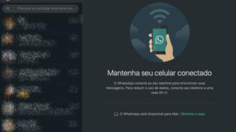 WhatsApp Web libera chamadas de voz e vídeo para alguns usuários