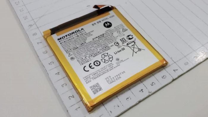 Bateria do Motorola One Hyper
