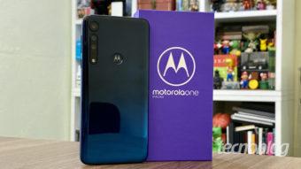Motorola One Macro: miopia, astigmatismo e boa autonomia