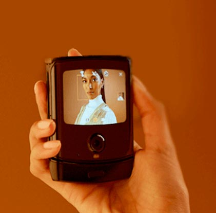 Motorola Razr (Foto: Reprodução/Evan Blass)