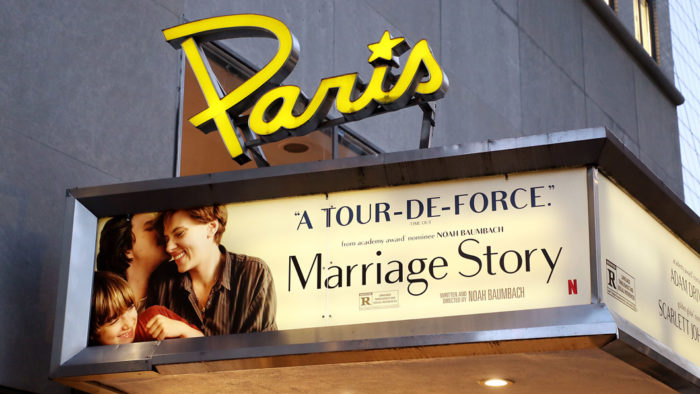 Netflix assume Paris, famoso cinema em Nova York (Foto: Divulgação/Netflix)