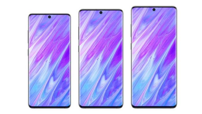 Samsung Galaxy S20, S20+ e S20 Ultra