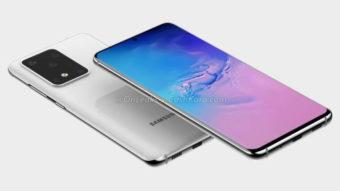 Samsung prepara Galaxy S11+ com cinco câmeras na traseira e Galaxy S11e