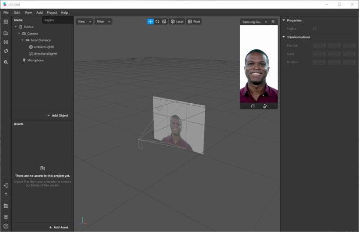 Spark AR Studio / como criar um filtro no instagram