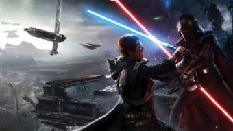 EA comemora sucesso de jogo de Star Wars no PC após lançá-lo no Steam