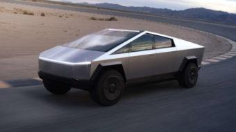 Elon Musk anuncia picape elétrica Tesla Cybertruck com vidro (quase) inquebrável