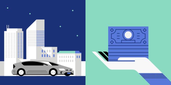 Uber e dinheiro