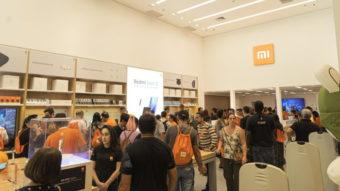 Xiaomi teve 8 mil pessoas em inauguração de segunda loja em São Paulo