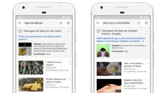 YouTube coloca alertas para combater vídeos de fake news no Brasil