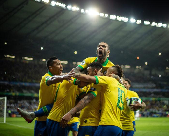 Tudo ou Nada: Seleção Brasileira (Foto: Divulgação/Amazon Prime Video)