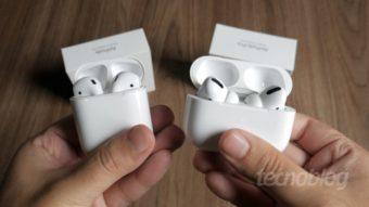 Apple, Xiaomi e Samsung crescem em fones wireless e pulseiras