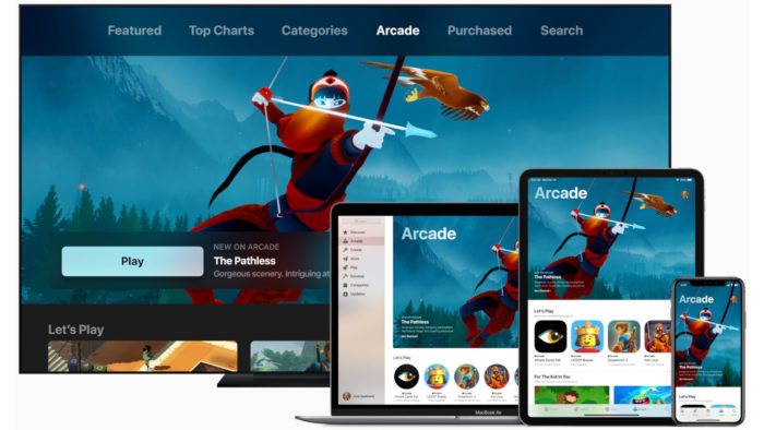 Apple Arcade (Imagem: Divulgação/Apple)