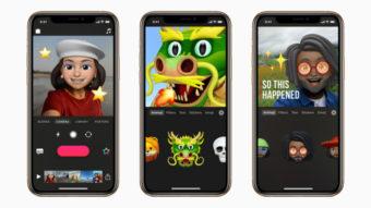 Apple permite criar vídeos com Memoji e Animoji no app Clips