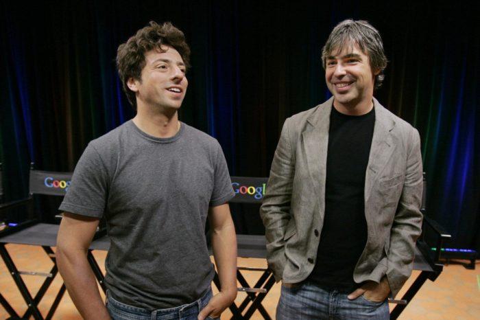 Larry Page e Sergey Brin (AP Photo/Paul Sakuma)