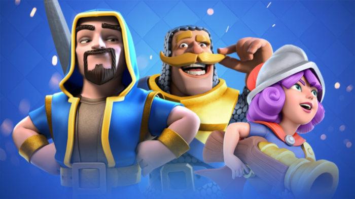 Supercell / Clash Royale / gemas grátis clash royale