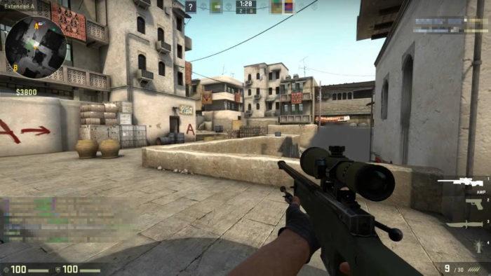 Valve / CS GO / jogos FPS
