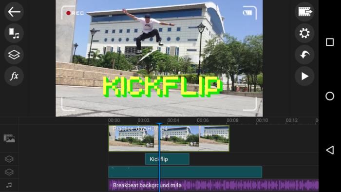 cyberlink powerdirector é um app de editar vídeos