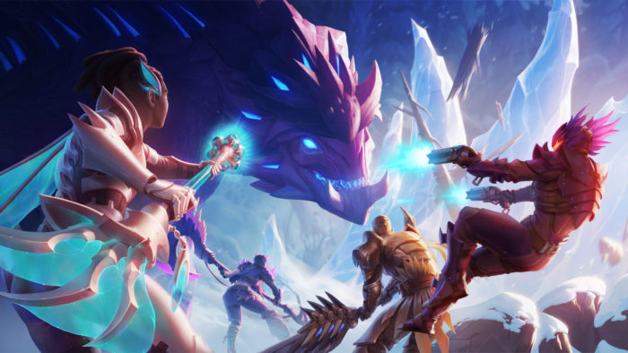 Phoenix Labs / Epic Games / Dauntless / dauntless crossplay