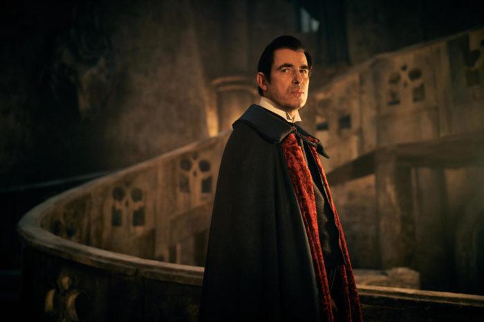Drácula é um dos lançamentos da Netflix para janeiro