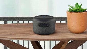 Amazon lança alto-falante Echo com bateria interna na Índia