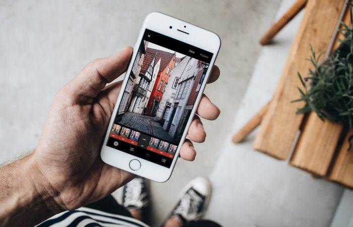 editar foto no iphone | foto: Le Buzz via Unsplash