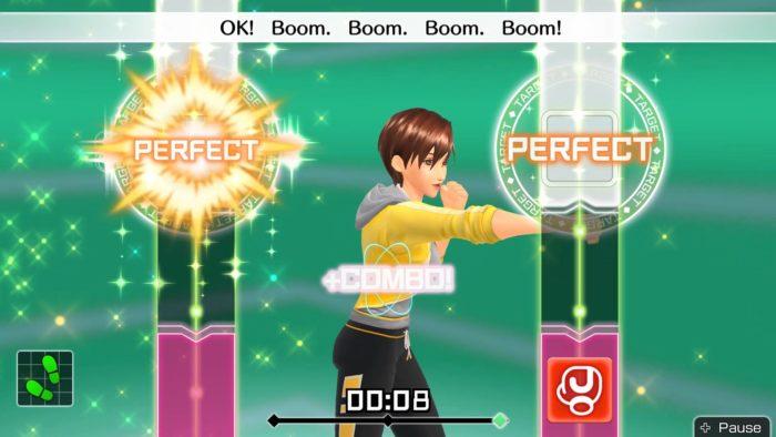 Nintendo / Fitness Boxing / nintendo switch lite jogos incompatíveis