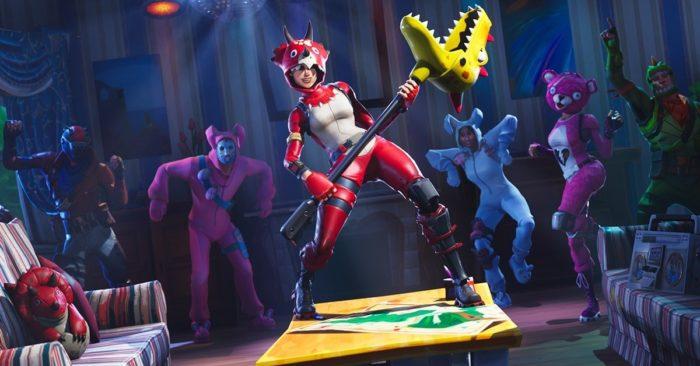 Epic Games / Fortnite / como dançar no fortnite