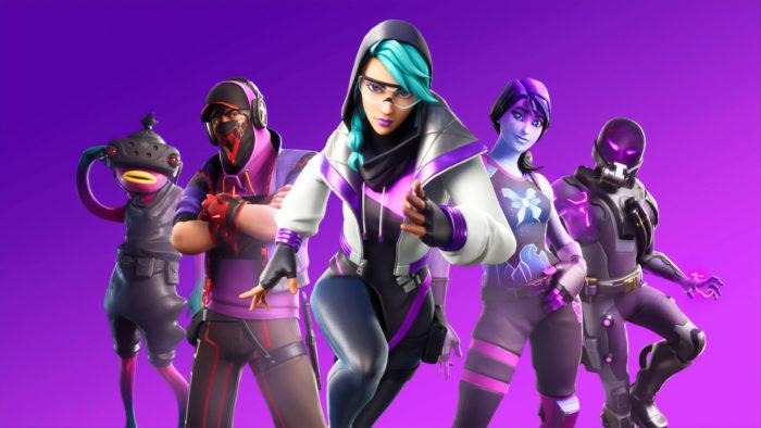 Epic Games / Fortnite / fortnite crossplay