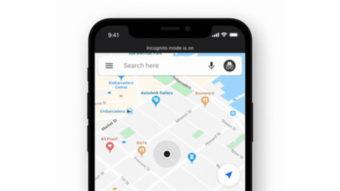 Google Maps libera modo anônimo para iPhone
