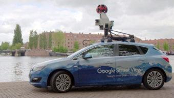 Google Maps fotografou mais de 15 milhões de km para Street View