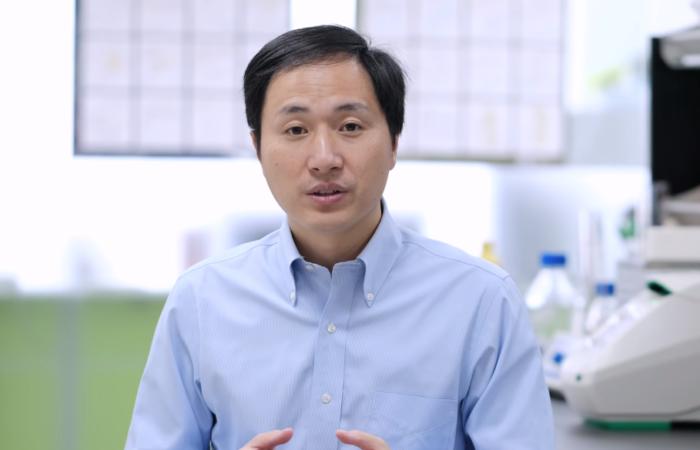 He Jiankui editou DNA de crianças